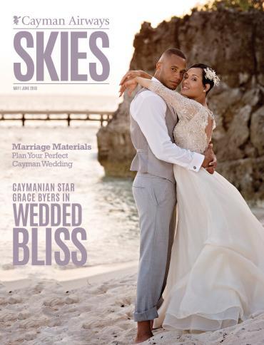 Cayman Airways Skies May-June 2018