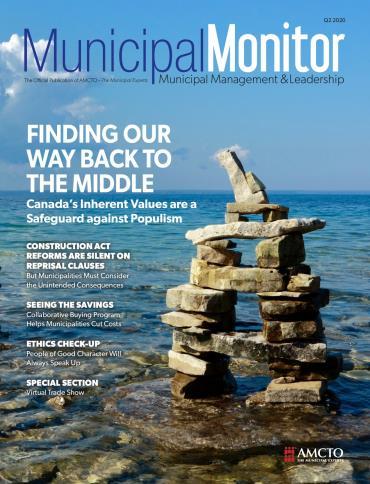 Municipal Monitor Q2 2020