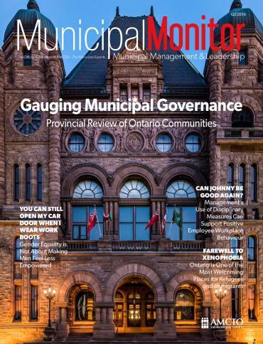 Municipal Monitor Q2 2019