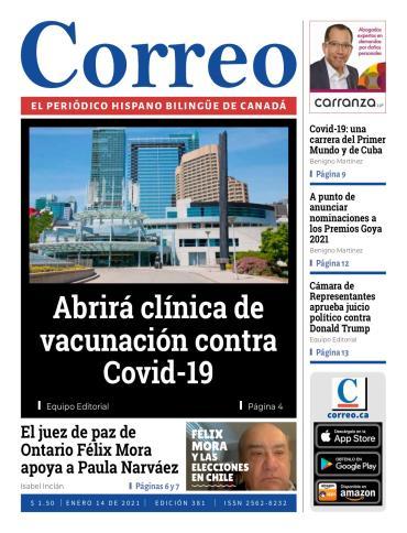 CORREO Nº 380