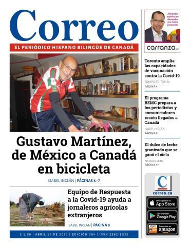 CORREO Nº 393