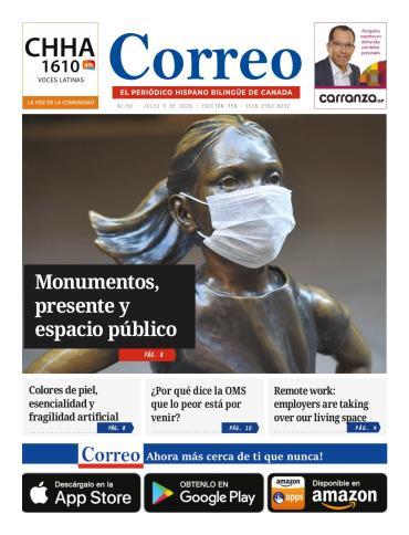 CORREO Nº 356, 2020