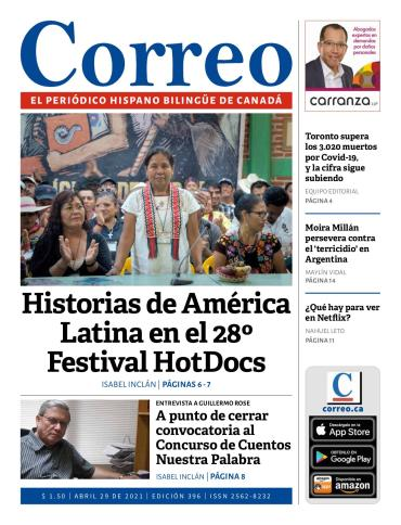 CORREO Nº 395