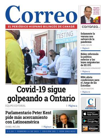 CORREO Nº 384