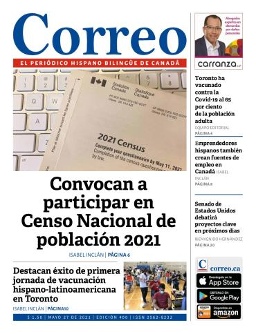 CORREO Nº 399
