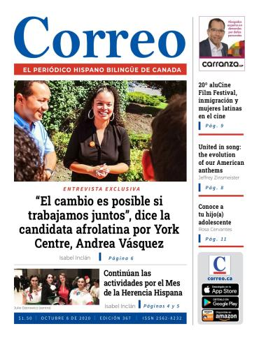 CORREO Nº 367