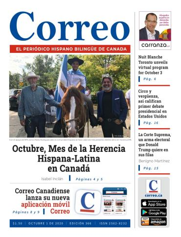 CORREO Nº 366