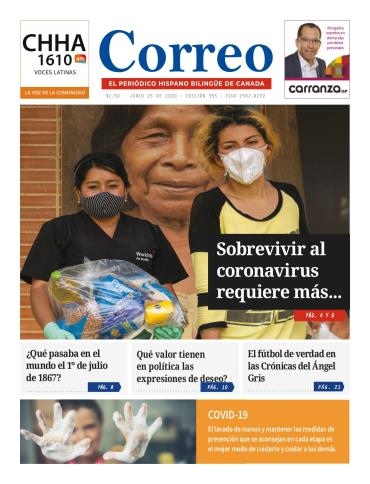 CORREO Nº 355, 2020