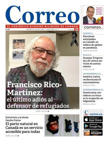 CORREO Nº 410