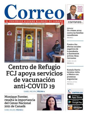 CORREO Nº 401