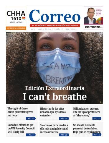 CORREO Nº 353, 2020