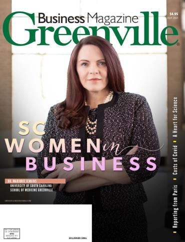 Greenville Business Magazine