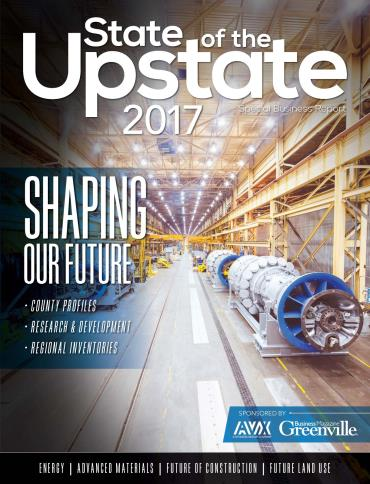 State of the Upstate - Greenville Business Magazine