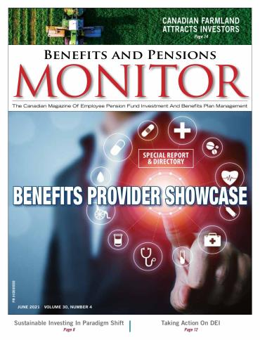 Benefits and Pensions Monitor