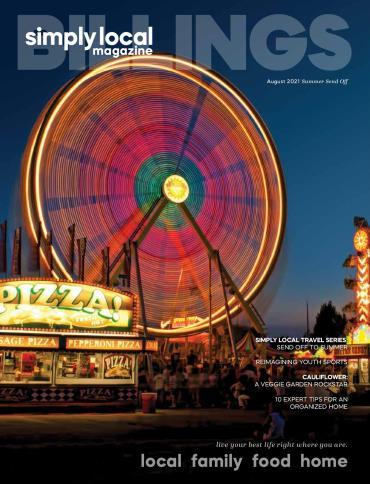 Simply Local Magazine