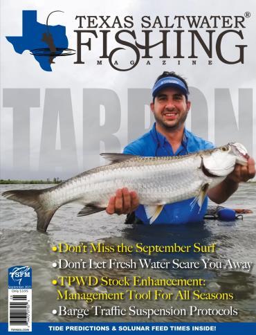 Texas Saltwater Fishing Magazine