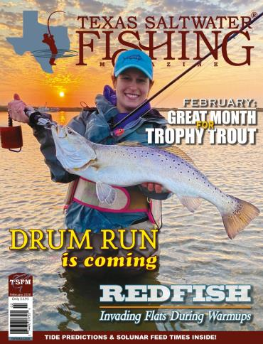 Texas Saltwater Fishing Magazine