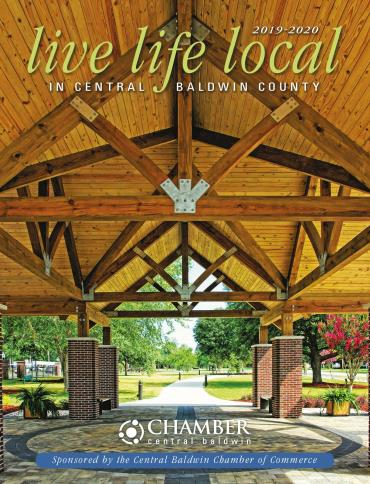 Live Life Local in Central Baldwin County