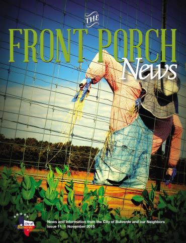 Bulverde Front Porch News