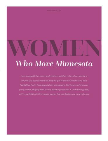 Women Who Move MN
