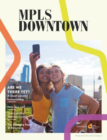 Downtown Minneapolis Section