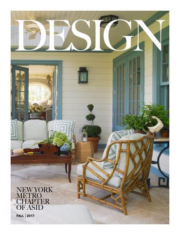 DESIGN Magazine ASID NY Metro