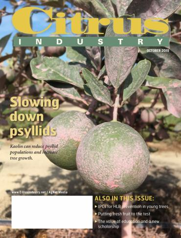 Citrus Industy magazine