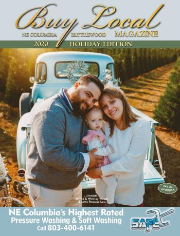 Buy Local Magazine NEC Holiday 2020