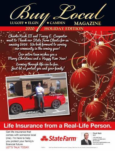 LEC Buy Local Magazine Holiday 2020