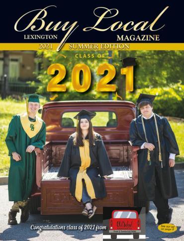 Lexington Summer 2021