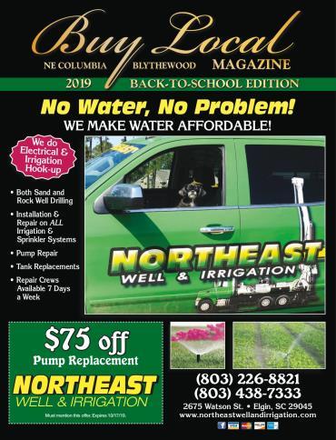 Lexington Irmo Chapin Columbia Buy Local Magazine